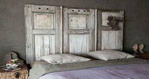 Donnez du style à la déco de la chambre grâce à une tête de lit ultra originale qui embellira la pièce à coup sûr ! Des idées pas chères pour une tête de lit unique !