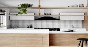D co cuisine id e peinture carrelage couleur et meuble for Credence cuisine deco