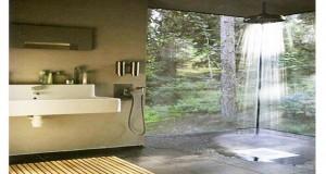 La douche italienne s'installe dans la salle de bain ! Moderne, design et hyper déco, la salle de bain italienne assure des moments de détente et de relaxation