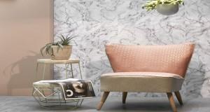 Pour donner une élégance sans pareille à une pièce, le marbre est un allié de taille. Décorez vos murs de papier peint effet marbre Koziel pour une déco charmante