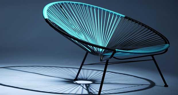 6 petits fauteuils bleu maxi confort et craquants for Petit fauteuil de chambre