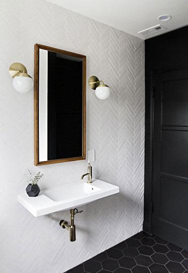 luminaire salle de bain vintage