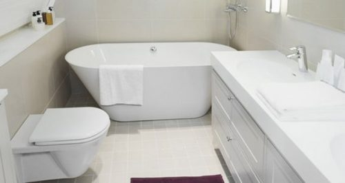 Astuces pour am nager et optimiser une petite salle de bain for Optimiser salle de bain