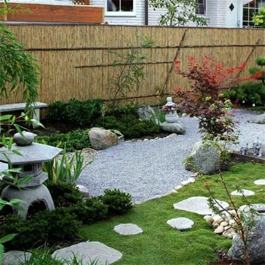 Astuces d co pour un espace ext rieur sans vis vis - Par vue de jardin ...