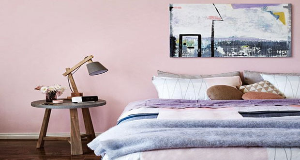 10 ambiances couleurs d co pastel douces et fraiches for Chambre scandinave pastel
