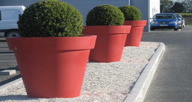 Pot d 39 ext rieur d co du jardin g ant ou pas notre for Plant de pot exterieur