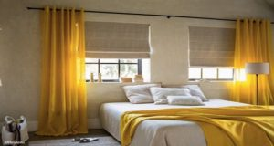 On ne néglige surtout pas le choix des rideaux dans la chambre ! Colorés, à motifs, rideaux en voilages ou en satin, voici de quoi vous inspirer pour la déco chambre !