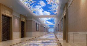 Laissez-vous séduire par des luminaires originaux qui embelliront la déco intérieure à coup sûr ! Le ciel s'invite sur le plafond pour un effet déco au top !