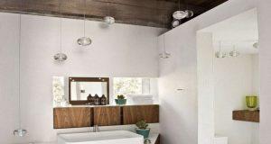 Inspirez-vous de nos idées de luminaires originaux afin de sublimer vos pièces, pour une déco salle de bain pleine de style, tendance et bien illuminée !
