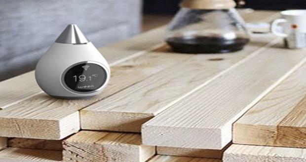 La maison est dans l'air du temps grâce à des objets connectés qui vous faciliteront la vie et le quotidien à coup sûr pour un intérieur 100% design et intelligent