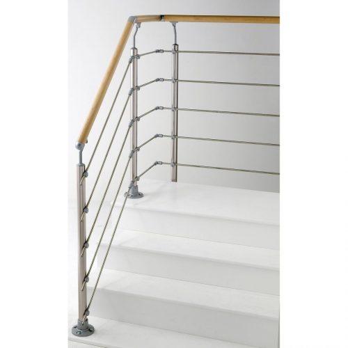 garde-corps contemporain pour escalier