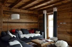 Changez de style et adoptez une d coration int rieure style chalet - Decoration interieur chalet moderne ...