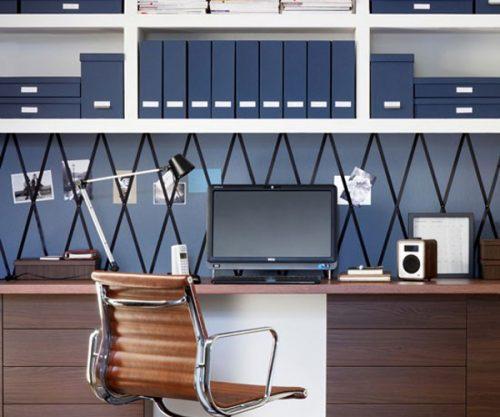 am nager un bureau chez soi nos conseils d co pour. Black Bedroom Furniture Sets. Home Design Ideas