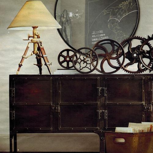 accessoires pour une dco steampunk