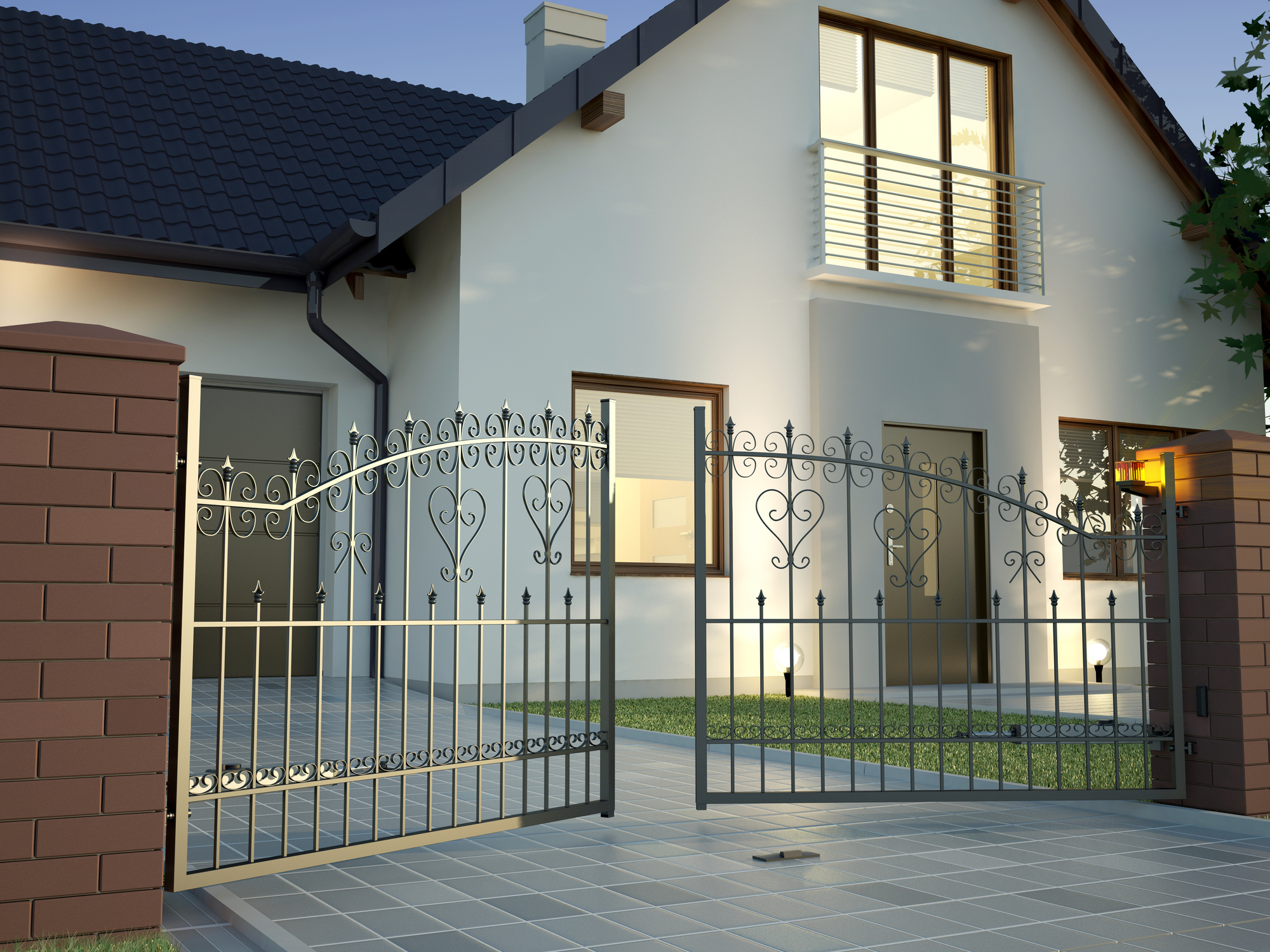 Renover Une Chambre Adulte rénover l'entrée de sa maison : pensez à la domotique ! -