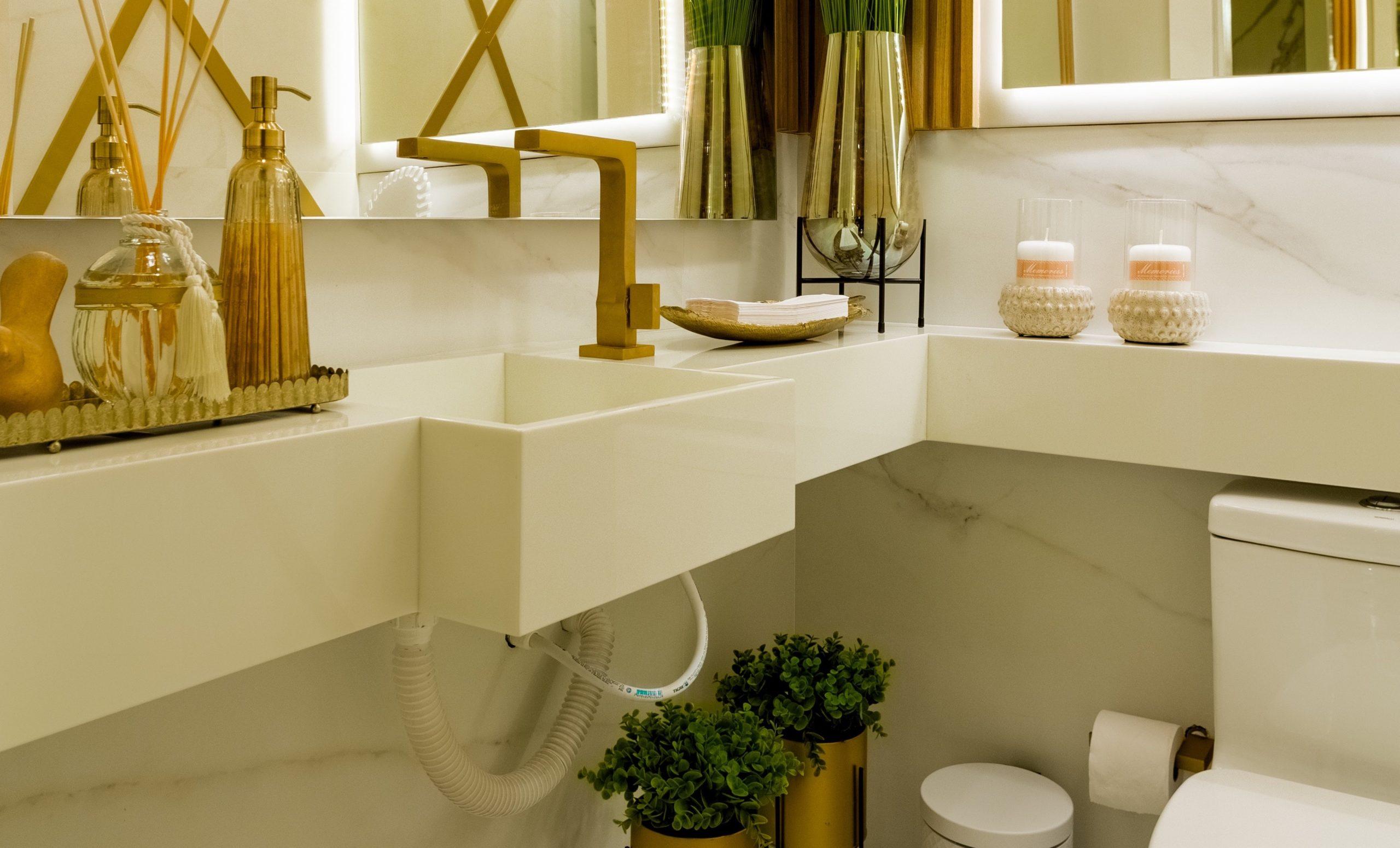 Salle De Bain Com 5 décorations de salle de bains tendance en 2020 -