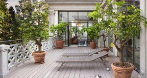 Lambourde terrasse