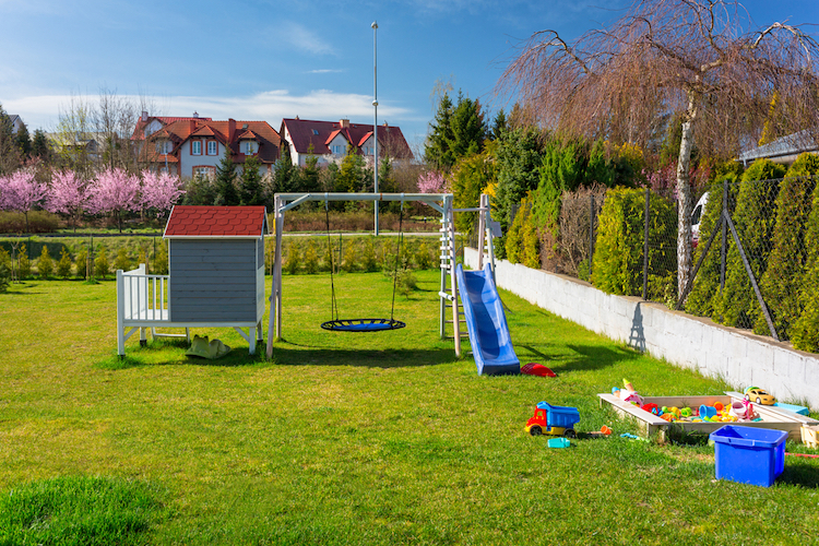 Equiper maison jardin