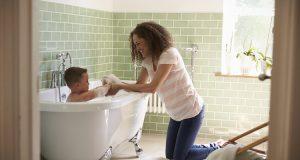 Salle de bain humidité